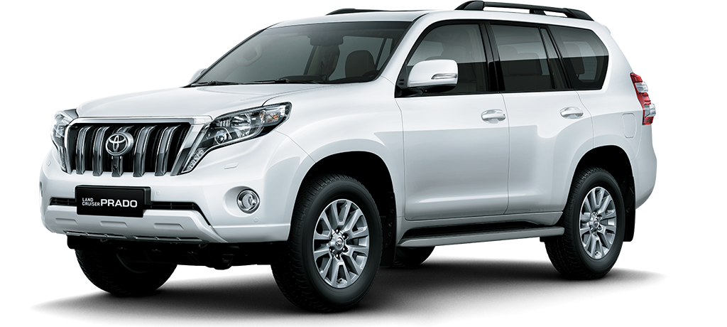 Toyota Prado Car Hire Kenya